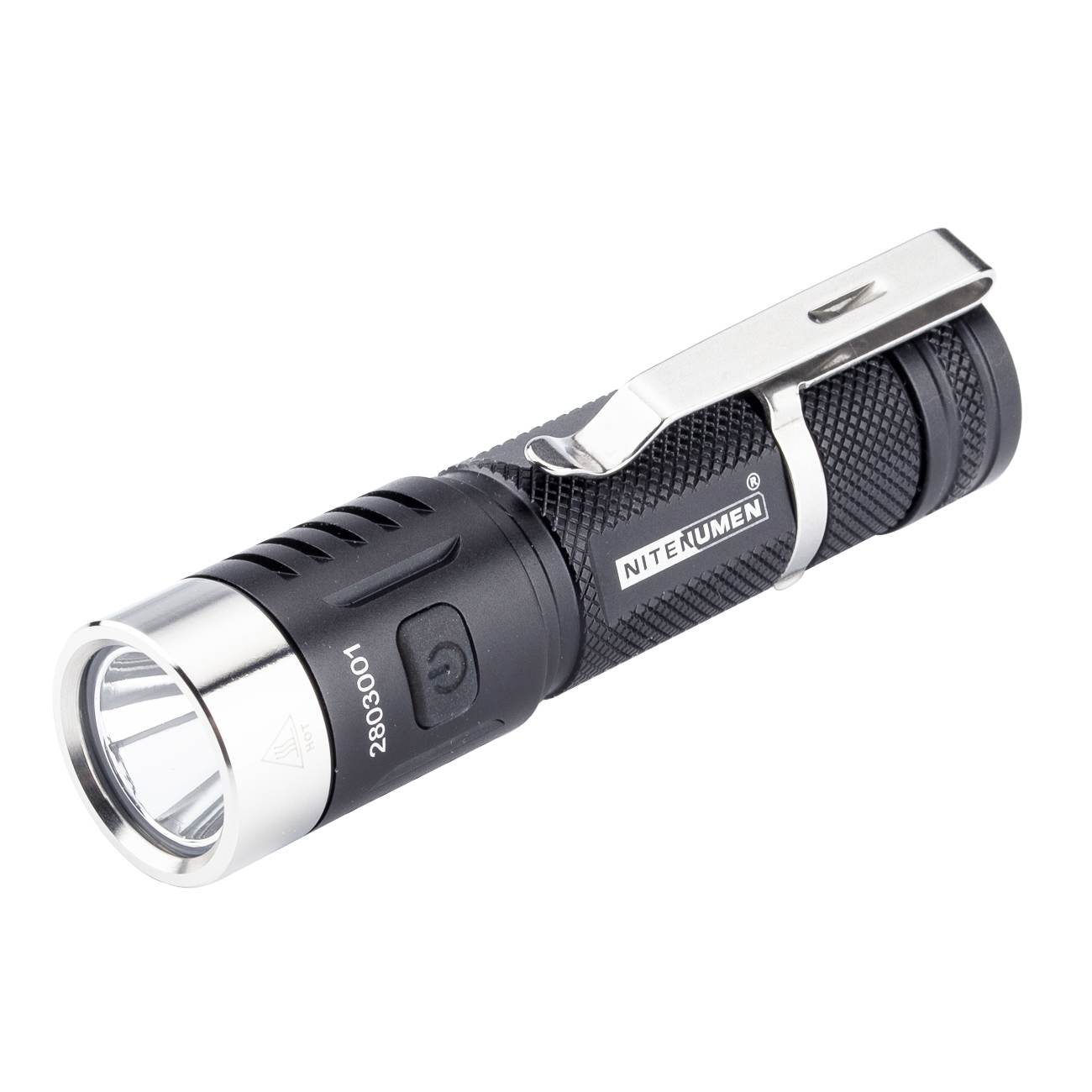 Nitenumen C8 850 Lumens Flashlight