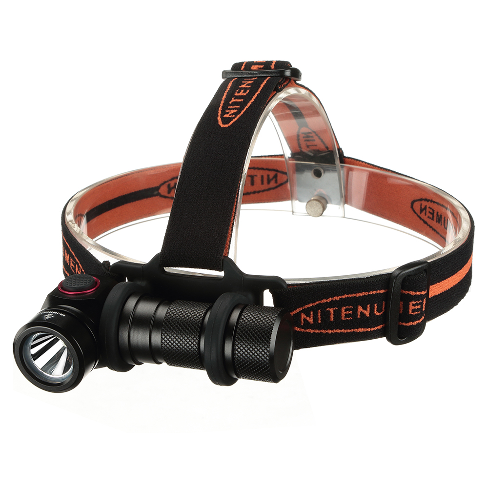 Nitenumen H01 USB Rechargeable Headlamp