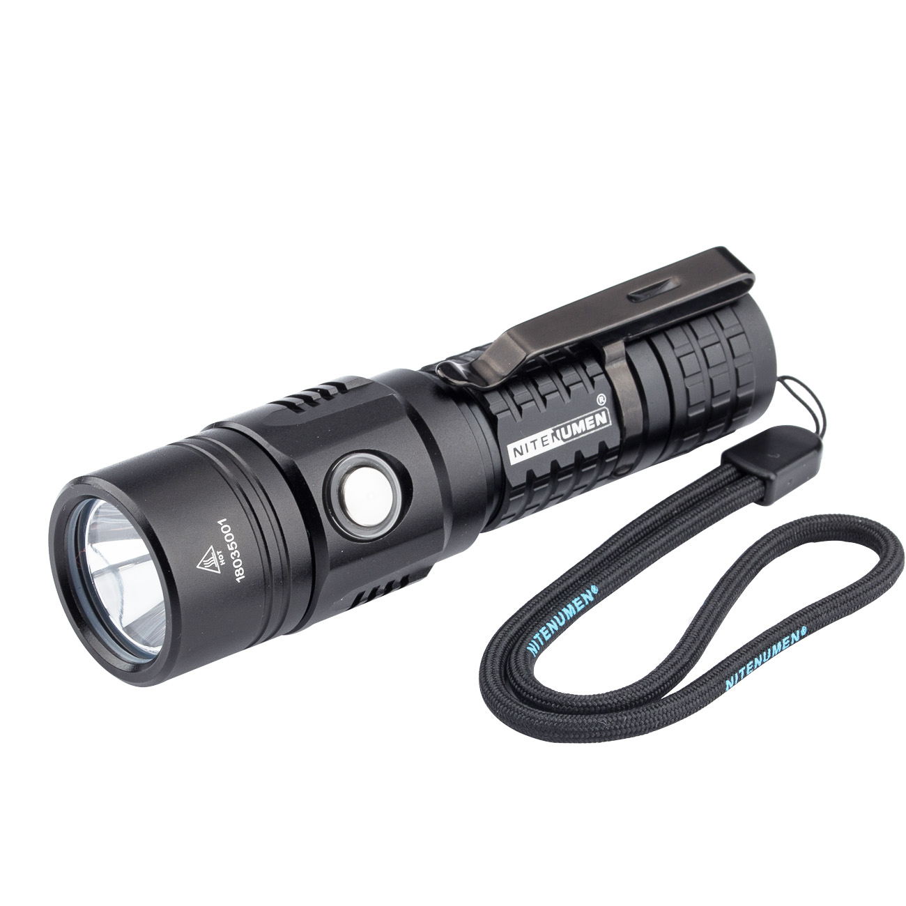 Nitenumen TP15 Waterproof Flashlight